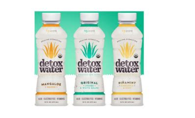 Superleaf Detox Water by Maple Water The New Coconut Water