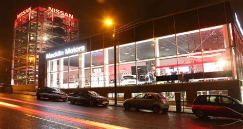 Motor Trade Jobs Glasgow by Vertu Opens 163 5m Macklin Motors Nissan Site In Glasgow