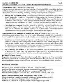 Best Resume General Manager by General Manager Resume Page 2 Pictures To Pin On Pinterest