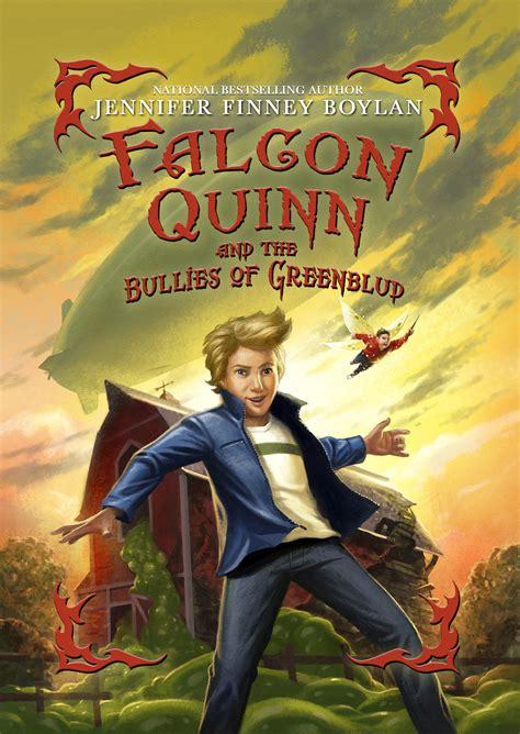 Falcon Quinn The Black Mirror By Finney Boylan falcon quinn and the black mirror a boy and his monsters