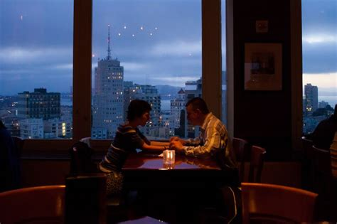 top of the mark bar 7 great first date bars in san francisco san francisco