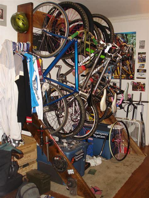 multiple bike rack multiple bike rack inside the house mtbr com