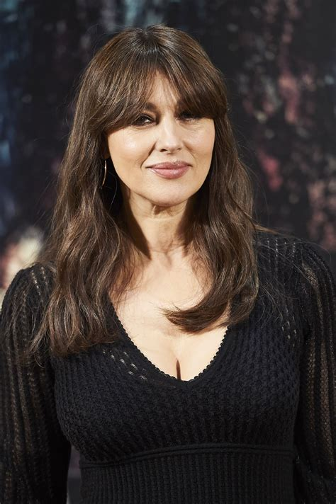 monica bellucci and monica bellucci quot on the milky road quot photocall at urso