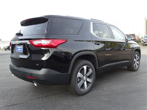 New Chevrolet 2018 by New 2018 Chevrolet Traverse Lt Leather Sport Utility In