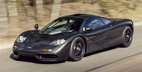 mclaren f1 factory factory condition mclaren f1 put up for sale by mso