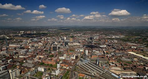 Manchester Uk Search Aeroengland Aerial Photograph Of Manchester Greater Manchester Uk