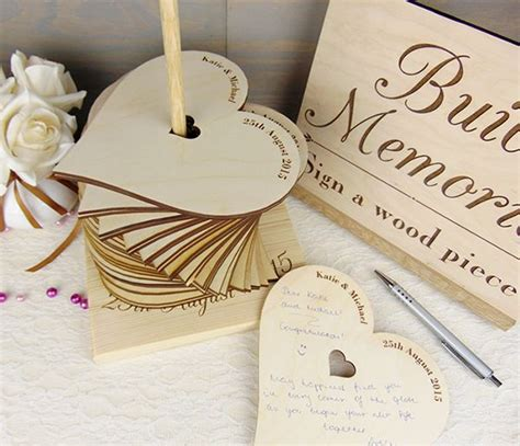 engagement picture guest book 17 best ideas about wedding guest book on