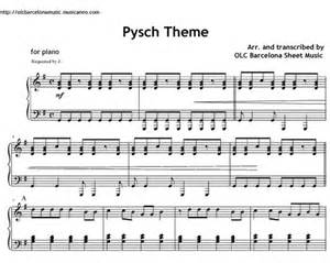 Office Theme Song Piano My Sheet Transcriptions
