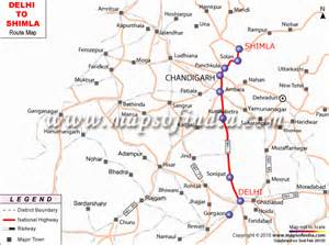 Shimla India Map by Pin Train Route Mapjpg On Pinterest