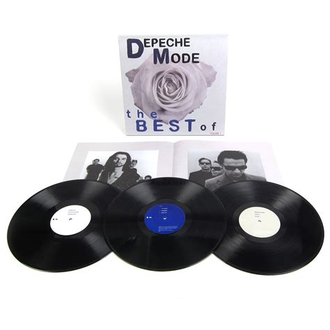 the best of depeche mode depeche mode the best of vol 1 vinyl 3lp turntablelab