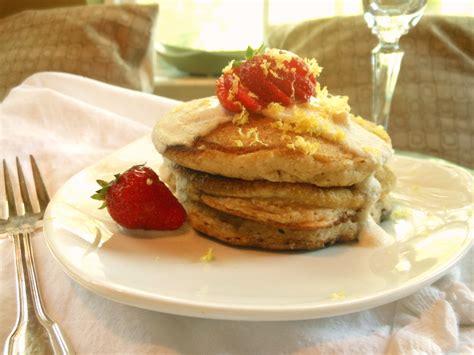 orange ricotta pancakes better homes and gardens garden