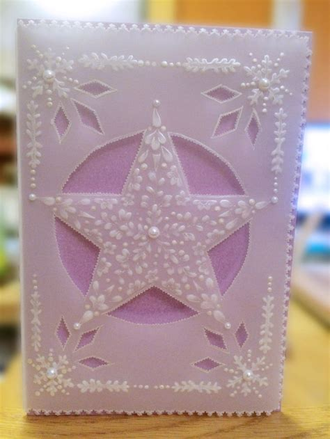 Vellum Paper Craft Ideas - 17 best images about pergamano and vellum crafts and cards