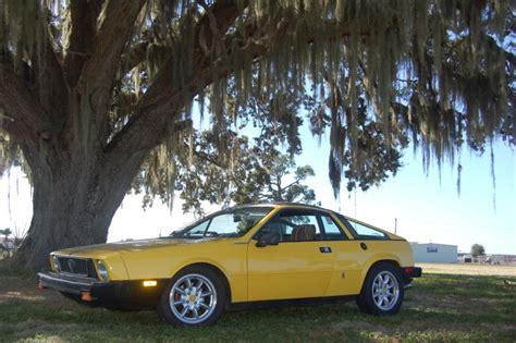 Lancia Beta Scorpion Lancia Scorpion 1977 Modificata Auto Historia Ca