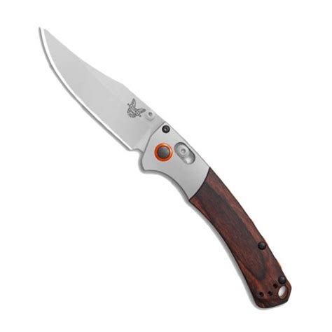 benchmade hunt series benchmade mini crooked river axis lock hunt series dymondwood st nick s knives