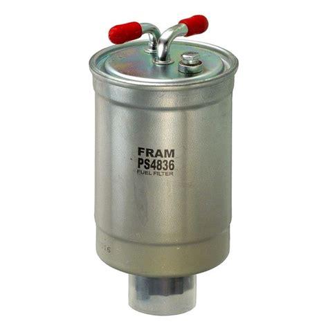 Diesel Fuel For fram 174 ps4836 spin on fuel diesel filter water separator