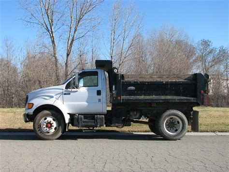 Price Of Ford F650 Truck by Ford F650 Dump Truck Reviews Prices Ratings With