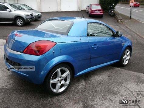 opel tigra sport 2005 opel tigra twin top 1 8 sport car photo and specs