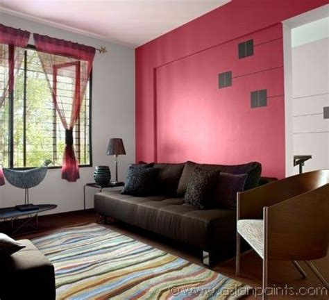 asian paints living room colour combinations interior
