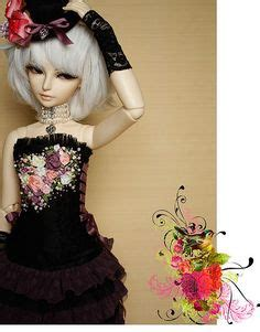 jointed doll neko bjd jointed doll dress