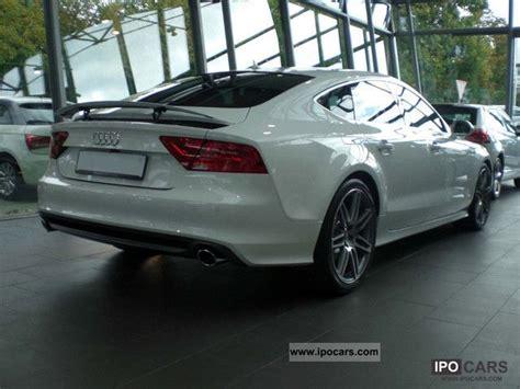 Audi A7 5 Sitzer 2012 audi a7 3 0 tdi s qua tronic 5 sitzer s line headup