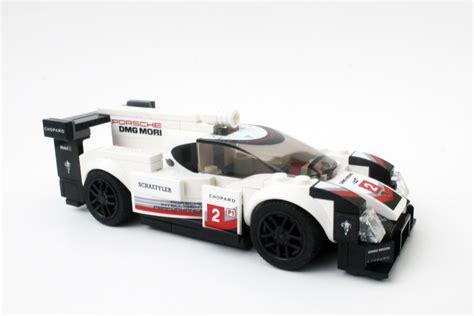porsche 919 hybrid lego lego speed chions porsche 919 hybrid 75887 review