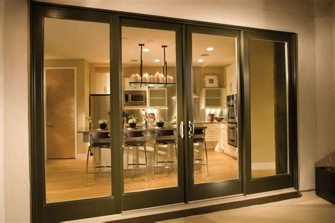 multi panel sliding glass doors 4 panel sliding patio doors sale home design ideas