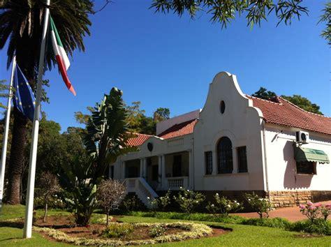 consolato sud africa ambasciata d italia pretoria