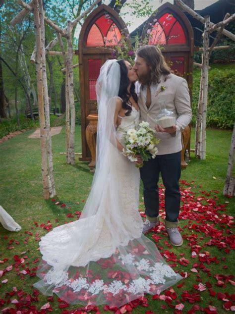 unseen   daniel bryan brie bellas wedding