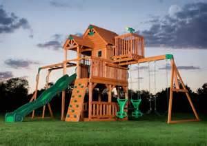 Children S Swing Set The Best Swing Sets For