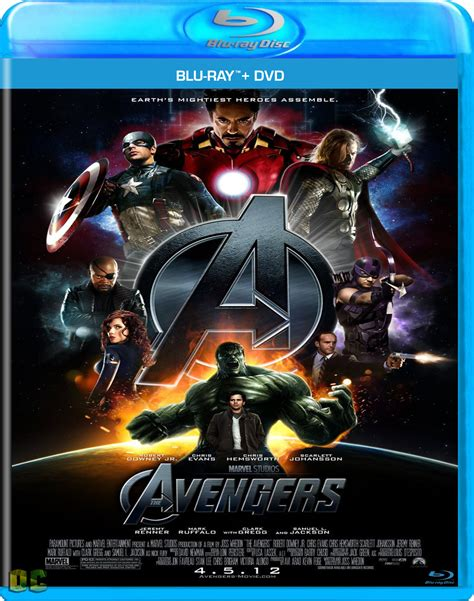 Film Blue Hollywood 2012   testing the avengers 2012 hollywood movie bluray hd cover