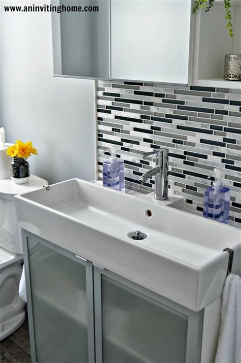 Modern Bathroom Updates Remodelaholic Modern Bathroom Update