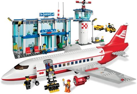 lego airport tutorial 3182 1 airport brickset lego set guide and database