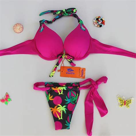 Cutie Top 2 2015 new swim suits halter top 2 swimwear