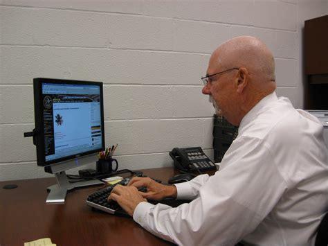 computer support duties of computer support officer