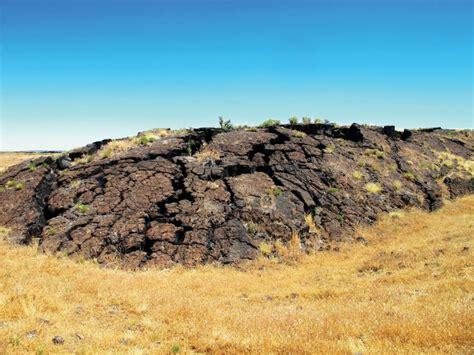 black rock geosights volcanic features in the black rock desert