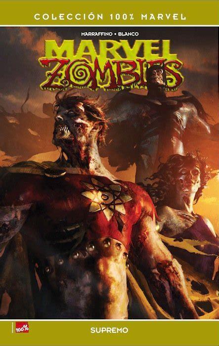supremo marvel marvel zombies supremo 100 marvel panini comics espa 241 a