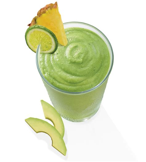 Tropical Cafe Detox Island Green by Tropical Smoothie Nutrition Chia Banana Max Nutrition Ftempo