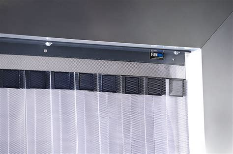cooler curtain standard double layer cooler curtain 84 x 37 himi products