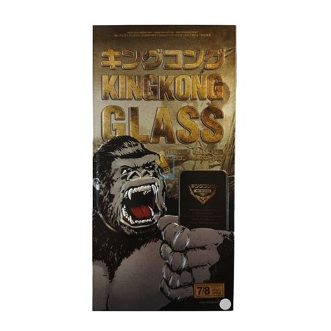 Tempered Glass Kingkong Iphone 6 remax king kong apple iphone 7 8 tempered glass retrons