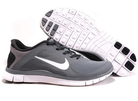 mens nike free 4 0 v3 running shoes hb 270763 mens nike free 4 0 v3 running shoes cool grey