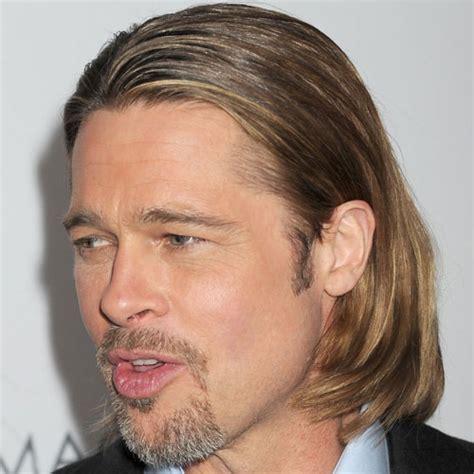 brad pitt hairstyles men s hairstyles haircuts 2018