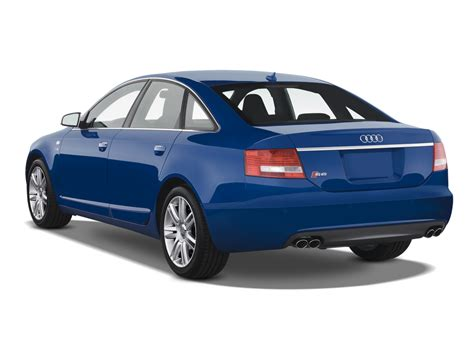 Audi S6 Reviews by 2007 Audi S6 Reviews And Rating Motor Trend