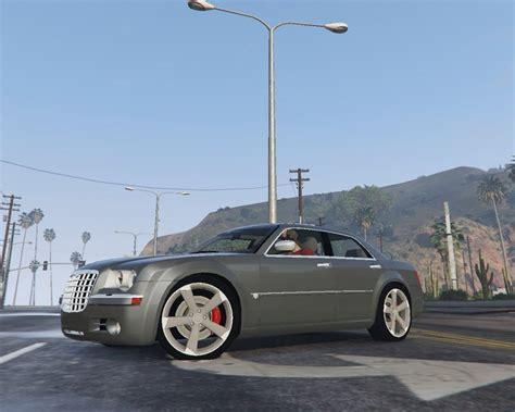 2008 Chrysler 300 Hemi by Gta 5 2008 Chrysler 300c Hemi Mod Gtainside