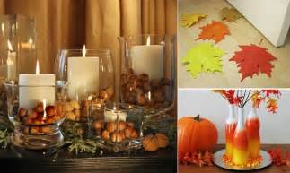 decorations for the home 10 wonderful autumn decorations home design garden