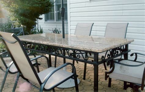 rod iron table and chairs wrought iron tables chairs south jersey custom