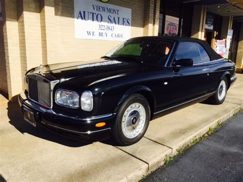 black rolls royce corniche for sale used cars on buysellsearch