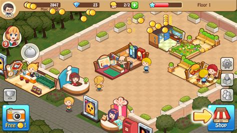 download happy mall story mod game happy mall story shopping sim games for android 2018