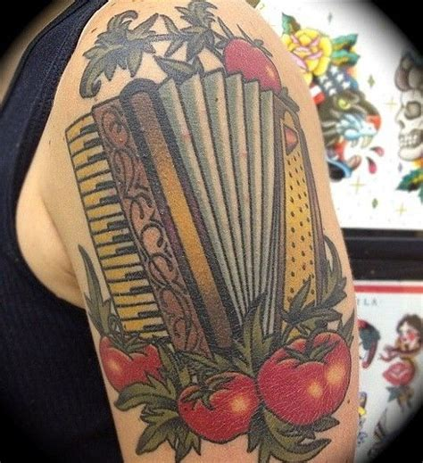 accordion tattoo accordion search tat inspiration