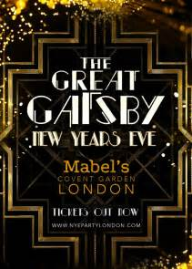 new years eve house music events ra the great gatsby new years eve house at mabels london 2015