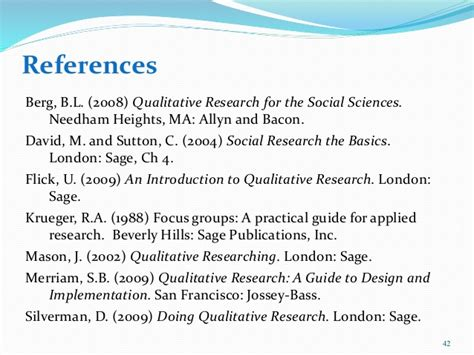 qualitative research a guide to design and implementation focus discussion